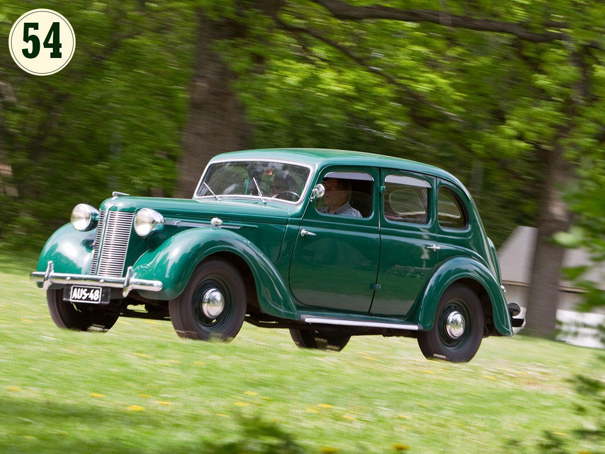 54) Austin 16 Saloon 1948 - Anssi Siukosaari