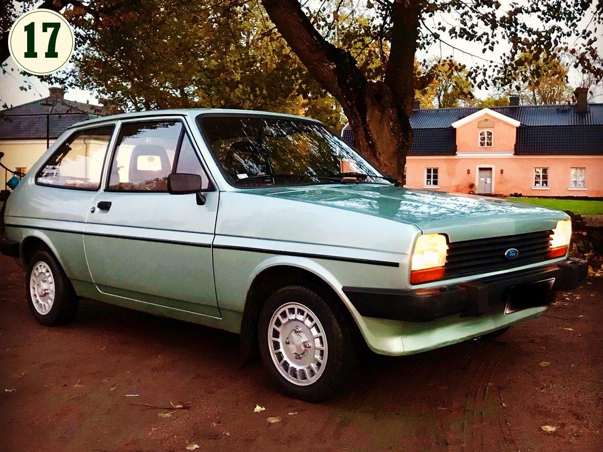 Ford Fiesta 1.0 L, 1980